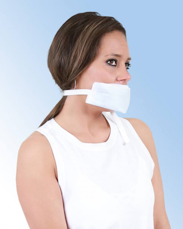 SMI Face Wrap on the Mouth