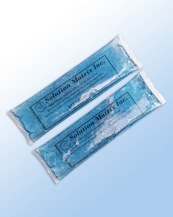 SMI Cold Therapy Gel Bags for Neck Wrap
