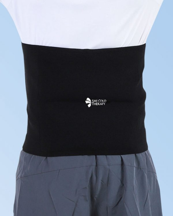 SMI Cold Therapy Lumbar Support Wrap