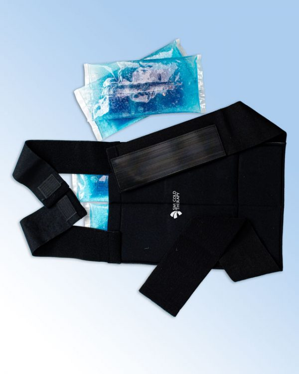SMI Thoracic Wrap with Gel Bags